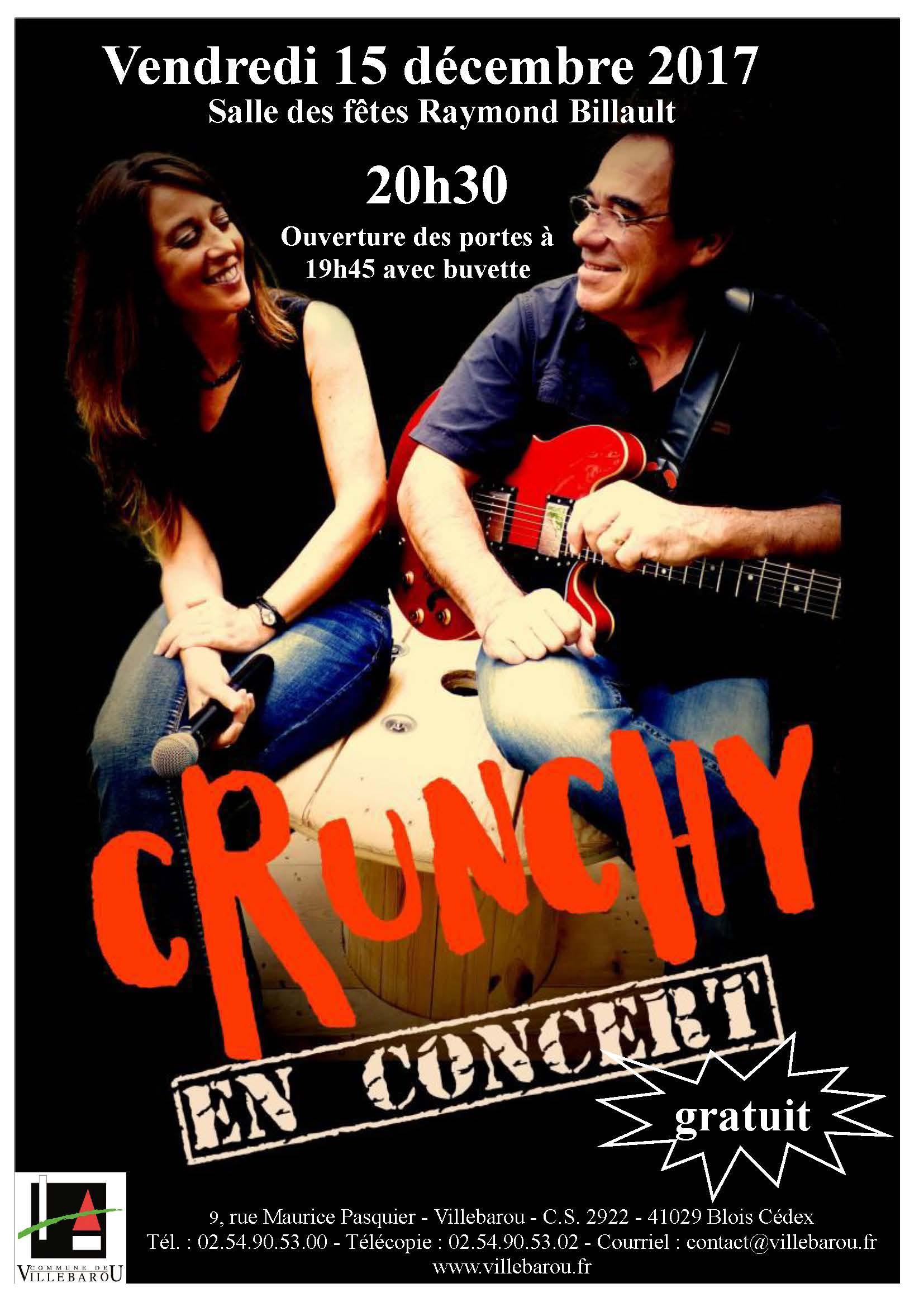 Concert Duo CRUNCHY