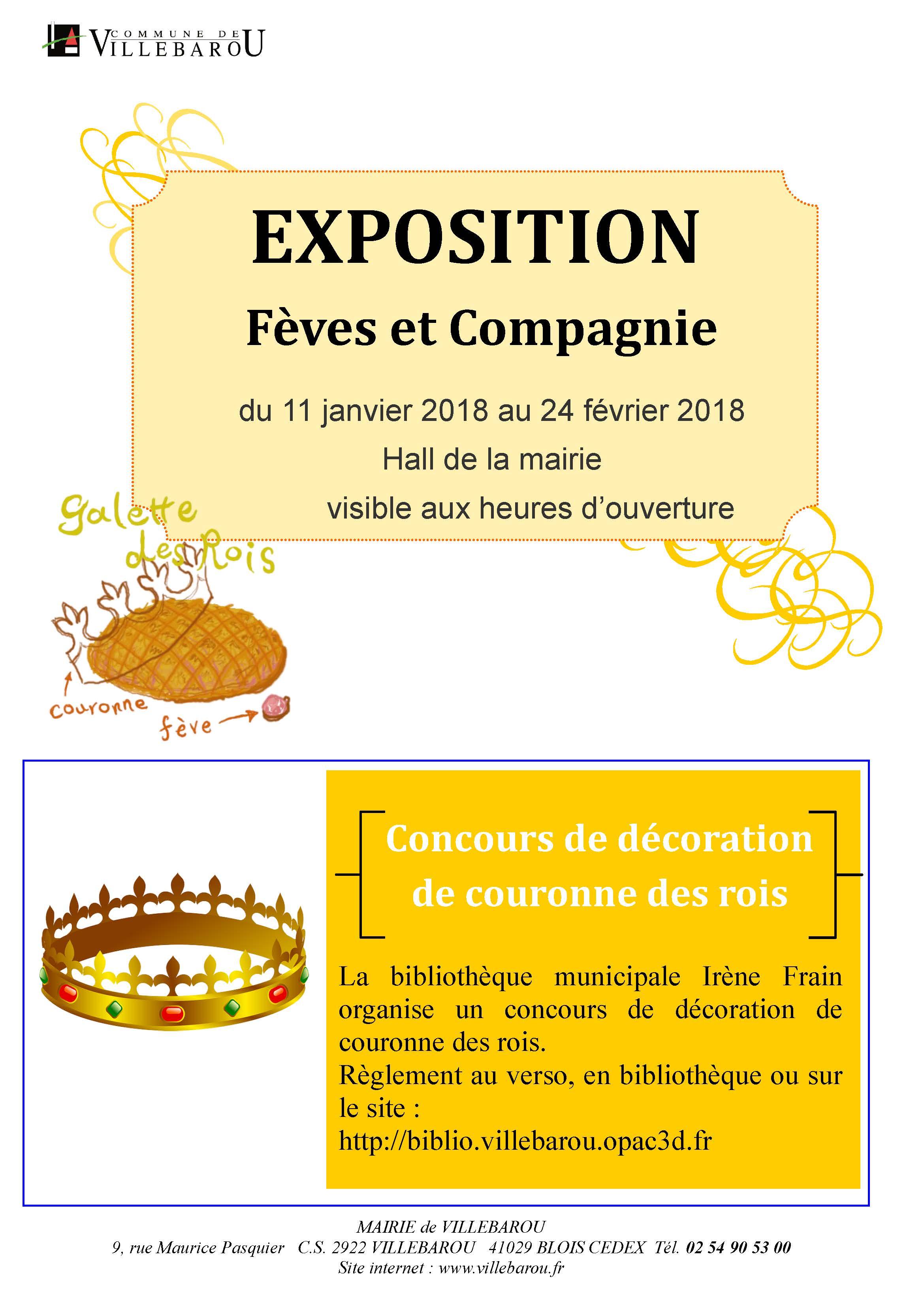 """Début de l'expo """"Fèves et compagnie"""""""