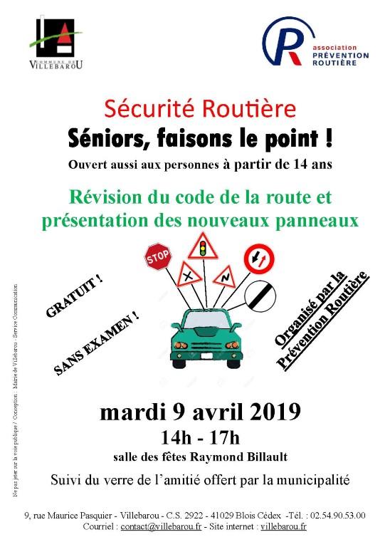 Sécurité routière/Révision du code de la route