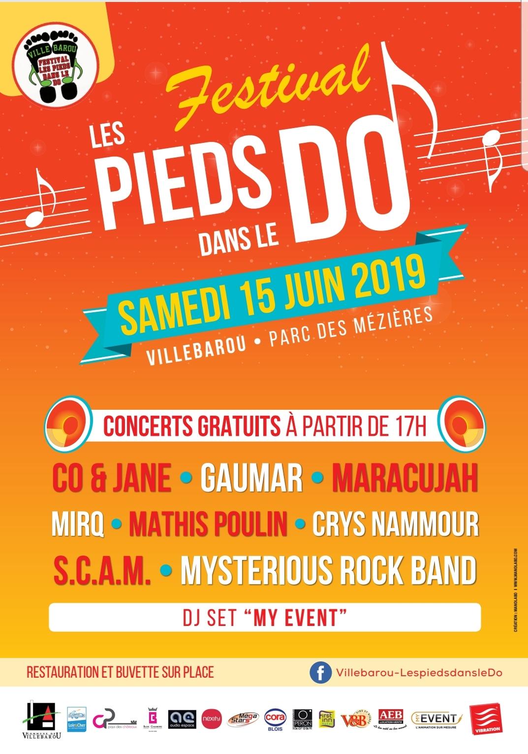 Festival Les Pieds dans le Do