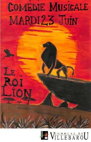 Périscolaire/Comédie musicale Le Roi Lion