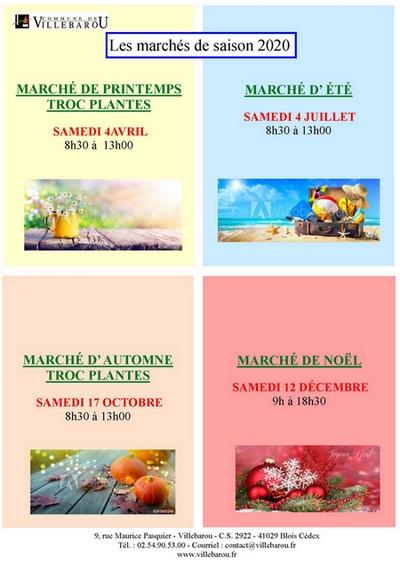 Marché d'Automne et Troc'Plantes