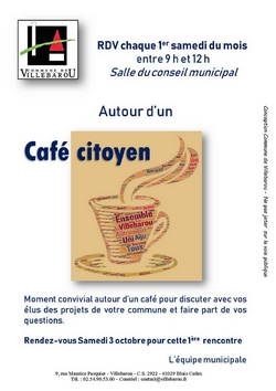 Café citoyen