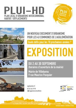 Exposition PLUi-HD
