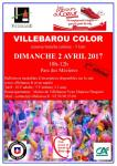 Villebarou Color - Course/marche colorée